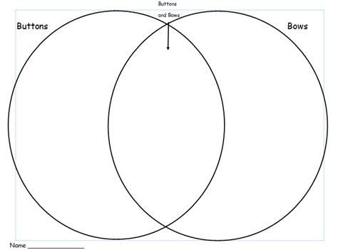 grade shenanigans gingerbread venn diagram freebie