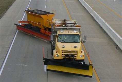 Can Pull A Plow by Indiana Dot Adds Two Tow Plows News Government Fleet
