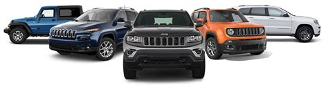 jeep lineup your premier jeep dealership serving fort wayne in