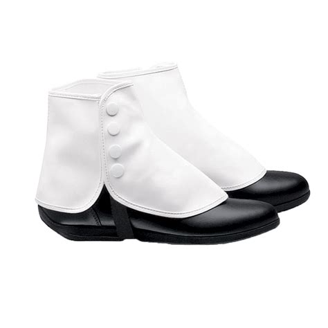 spats shoes white period spats white shoe spats