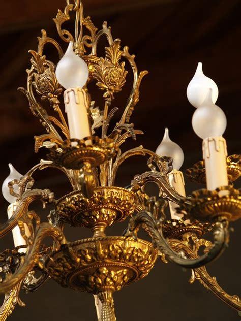 antik kronleuchter günstig kronleuchter dekor jugendstil