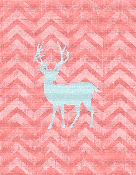 Free Printable Wall Art Deer | free printable deer wall art fabulous friday the