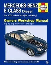 Mercedes Benz Car Service Amp Repair Manuals For Sale Ebay