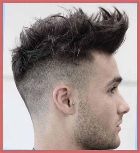 short hair on top and sides poney tail in back 19 short sides long top haircuts men s hairstyles and