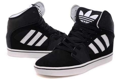 adidas shoes high tops black and white adidastrainersuk ru