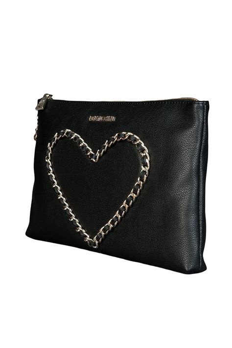 Moschino Clutch moschino clutch bag jc4051pp10ld0 000 moschino from