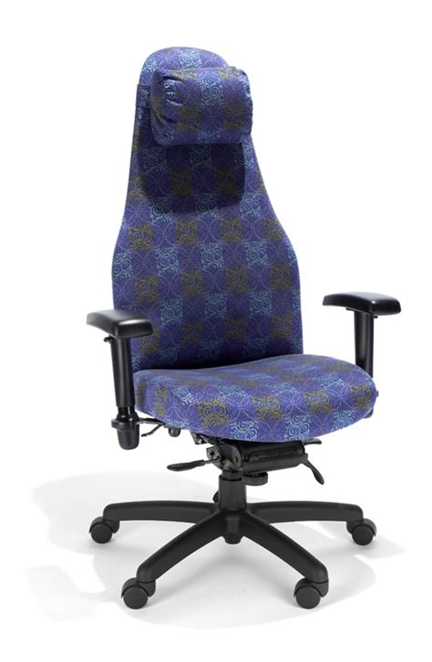 Office Chair Neck Pillow by Heavy Duty Chair W Neck Support Pillow Big And