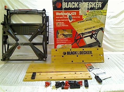 black decker workmate 425 black decker wm425 workmate 425 350 pound capacity