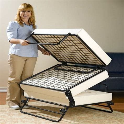 ottoman pull out bed rv ottoman that doubles as a memory foam pull out bed