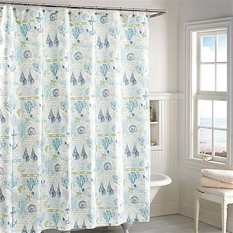 curtain fair buy fair harbor shower curtain from bed bath beyond