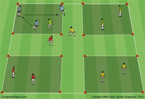 soccer skills improve your teamâ s possession and passing skills through top class drills books 25 best ideas about football conditioning drills on