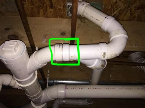 Do It Yourself Plumbing Repair pvc drain repair question elbows doityourself