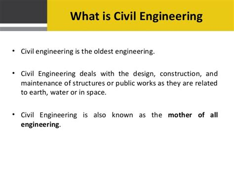 Mba After Civil Engineering by What Does Civil Engineer Do The Best Engine In 2017