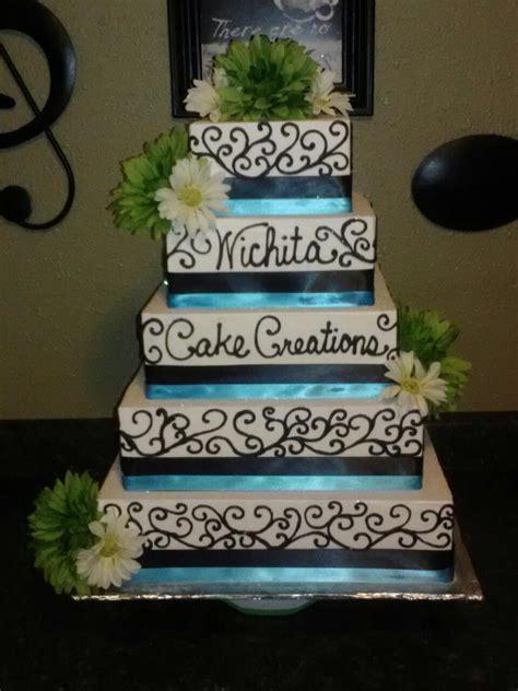 wichita cake creations wedding cakes
