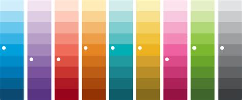palette of colors the color palette for 2017 design custom homes