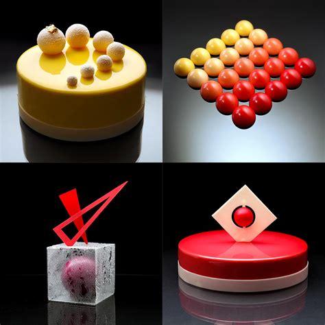Or Cake Geometric Cake Designs By Dinara Kasko Colossal