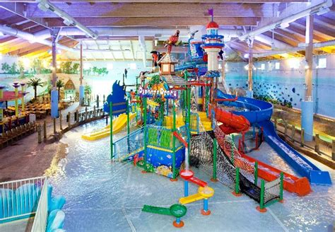 indoor water park ny families  wait  experience