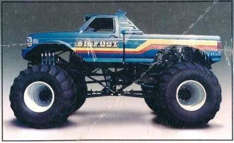 bigfoot 8 truck 1993 ford quot bigfoot 10 quot truck quot 1 25 fs
