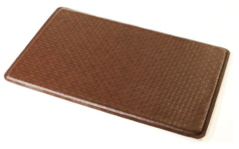 Gel Floor Mats by Gel Easy Kitchen Gel Floor Mat Mocha As Seen On Tv Ebay