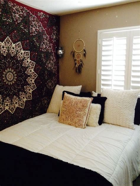 1000 ideas about tapestry bedroom on pinterest