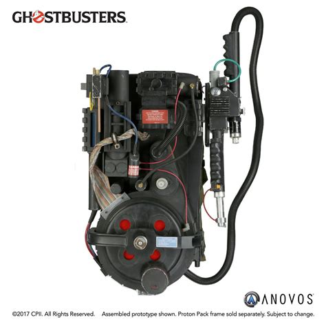 Proton Pack by Ghostbusters Proton Pack Kit Anovos Productions Llc