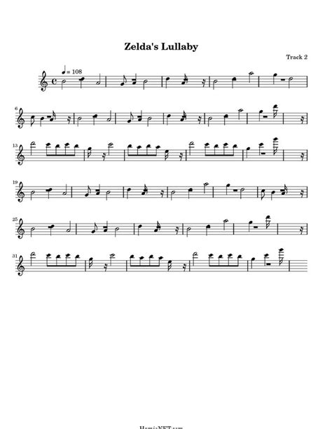 tattooed heart flute sheet music zelda s lullaby tattoo yes maybe coming out of the