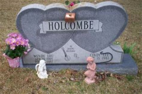 wendy lou holcombe (1963 1987) find a grave memorial