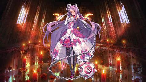 anime girl destiny child   wallpaper