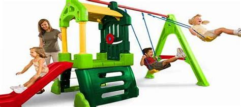 little tikes clubhouse swing set reviews little tikes clubhouse swing set natural review compare