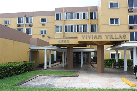hialeah housing hialeah housing authority hialeah florida vivian villas