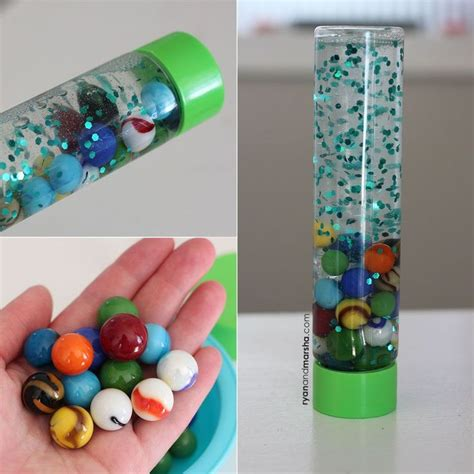 Which Inexpensive Can You Use For Water Marble Design - the 25 best sensory bottles ideas on baby