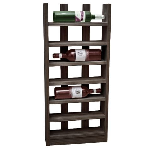Wine Rack Black by Scallop Wine Rack Black Ash 6 Bottle Wooden Wine Rack Bottle Holders Wine Store Buy At