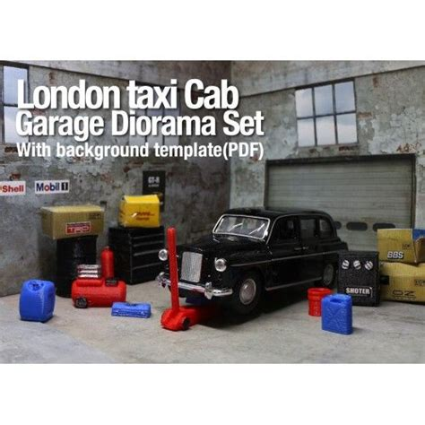 Model Car Garage Diorama Accessories by 17 Best Images About Diy Diecast Garage On