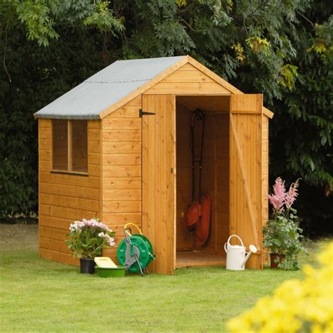 Backyard Wood Sheds by Small Storage Building Plans Diy Garden Shed A