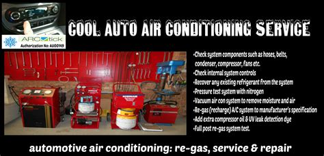 auto air conditioning service campbellfield