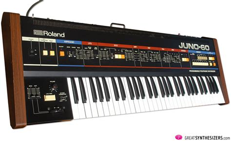 Keyboard Juno roland juno 60 ebay