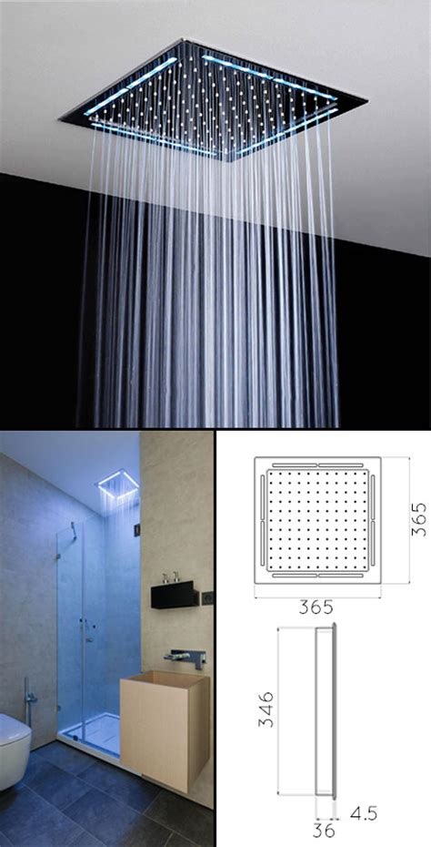 Square Shower Bath Suites square ceiling shower head amp shower heads with lights