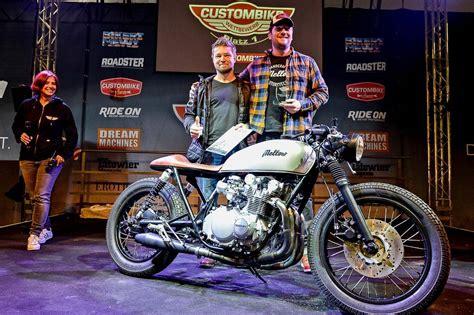 Custom Bike neuer besucherrekord auf der custombike show 2016