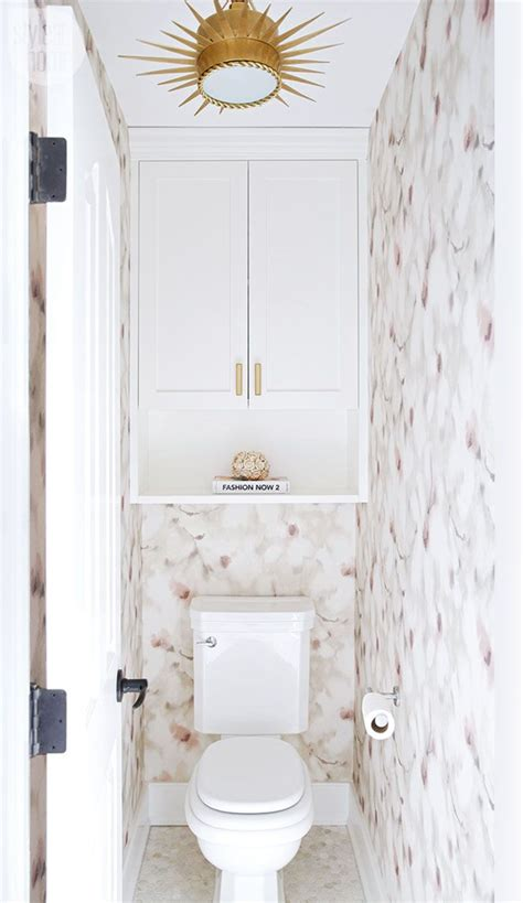 Small Water Closet Ideas by 17 Best Ideas About Wallpaper Cabinets On