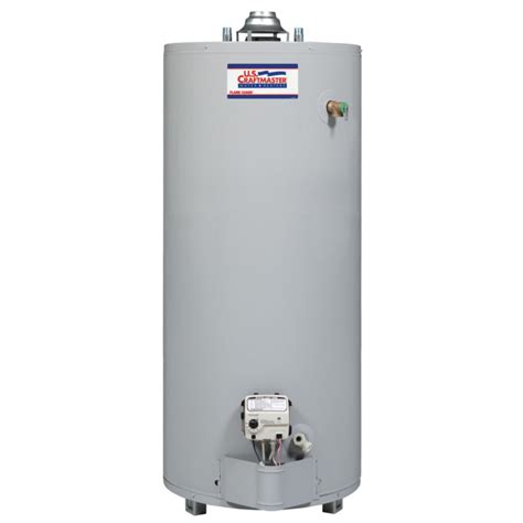 30 gallon water heater natural gas us craftmaster 30 gal natural gas water heater 6 year