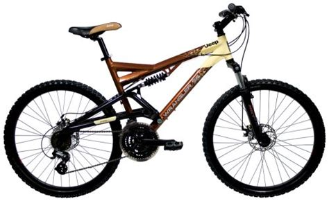 jeep mountain bike jeep wrangler se mountain bike 26 inch wheels