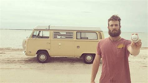 Baseball Drink Howels Combi why millionaire pitcher daniel norris lives in a mnn nature network