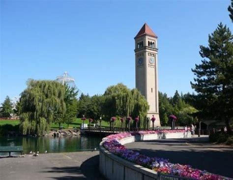 park spokane spokane clock tower picture of riverfront park spokane tripadvisor