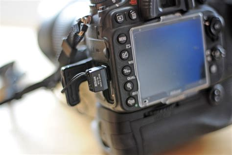 Nikon Wu 1b Wireless Mobile Adapter Review By Nic Coury