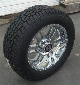 Wheels And Tires On My Truck 20 Inch Chrome Wheels And Tires Dodge Truck Ram 1500 20x9