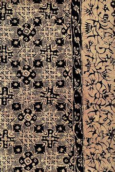 Batik Indramayu 1 batik tulis cloth from cirebon java with