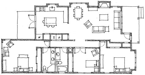 simple farmhouse floor plans farm house floor plans ahscgs