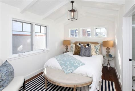 coole deko ideen f 252 r das kleine schlafzimmer 10 - Schlafzimmer Klein Ideen