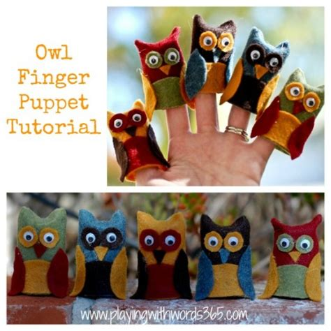 Make Finger Puppets Out Of Paper - finger puppets to make out of paper