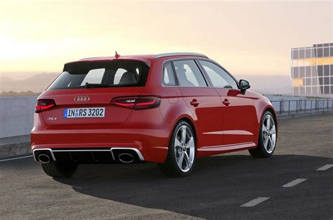 Audi Rs3 Plus by 2015 Audi Rs3 Sportback Priced From 163 39 950 Plus